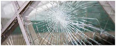 Rochdale Smashed Glass